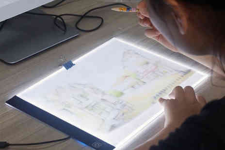 Yello Goods - Led graphic drawing board - Save 82%