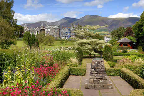Keswick Park Hotel - One or two night Keswick stay with bottle of prosecco, breakfast and late check out - Save 40%
