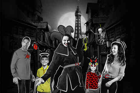 The Blackpool Tower Dungeon - Entry for one person to The Blackpool Tower Dungeon - Save 29%