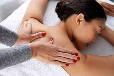 NG Massage Therapies - Choice of One Hour Massage - Save 46%