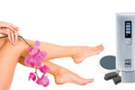Gal Cochrane - No! No! 8800 hair removal device Free your skin of all unwanted hair - Save 60%