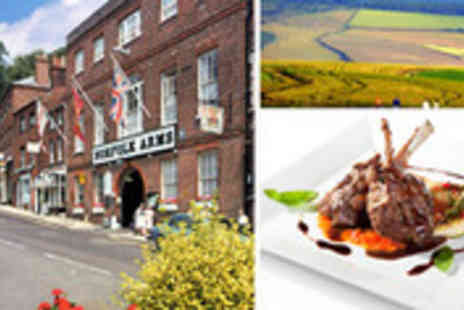 Norfolk Arms Hotel - Two night West Sussex getaway for two with breakfast - Save 42%