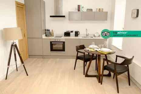 FM Living - Liverpool break for two with a bottle of wine, early check in and late check out - Save 50%