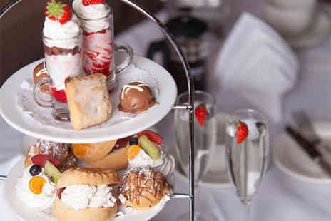 Templeton Hotel - Sparkling afternoon tea for two people - Save 31%