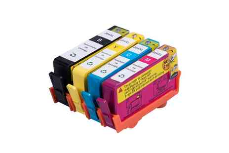 Groupon Goods Global GmbH - 364XL HP Compatible Ink Cartridge Set - Save 11%