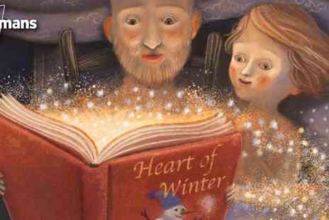 Watermans - Heart of Winter at Watermans Arts Centre, A Seasonal Family Theatre Treat - Save 20%