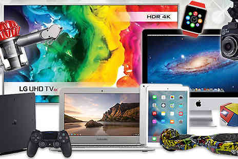 IJ Express - Electronics Mystery Deal Apple, Samsung, LG, Dyson, PlayStation, Xbox and More - Save 0%