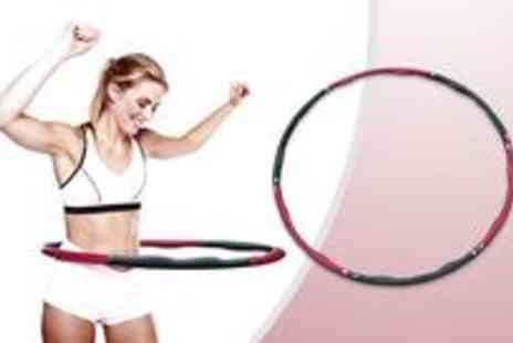 Adask Trading - 1.2kg weighted hula hoop - Save 57%
