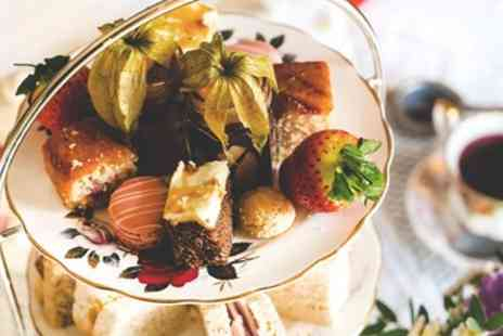 The Dearden Tea Rooms - Afternoon tea for 2 at award winning tea rooms - Save 46%