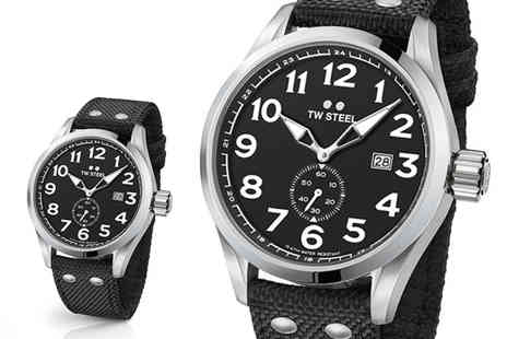 Brand Arena - A Mens TW steel Volante watch TWVS9 - Save 59%