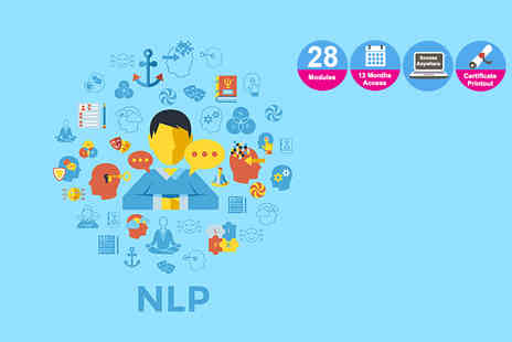 Vizual Coaching - An introduction to neuro linguistic programming course - Save 93%