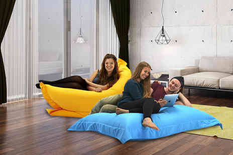 UK Beanbags - Large indoor and outdoor big brother beanbag - Save 75%