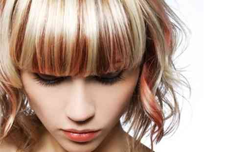 Crystal Holistic And Beauty - Wash, Cut and Blow Dry with Optional Highlights or Full Head of Colour - Save 28%