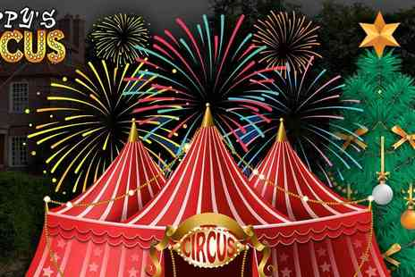 Groombridge Place - Christmas Circus Spectacular at Groombridge Place, Thrilling Festive Fun for All Ages - Save 16%