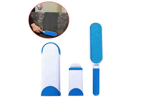 TMD Global - Pet dog fur hair lint remover brush - Save 88%