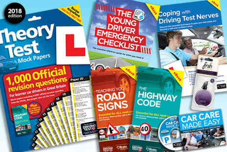eoutlet - Driving test theory and hazard premium pack - Save 67%