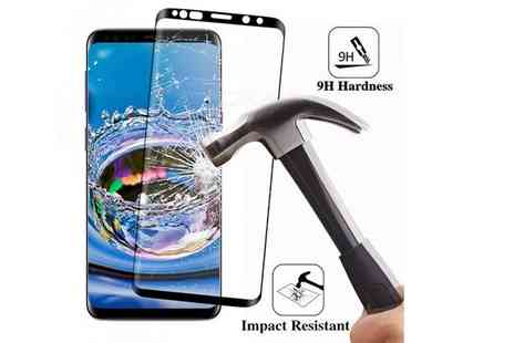 Impress Gadgets - 5D tempered glass screen protector - Save 87%