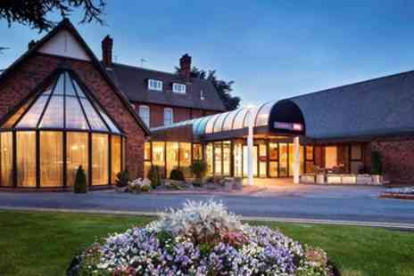 Mercure Hull Grange Park Hotel - One Night for One or Two with Breakfast and Christmas Party Package - Save 0%