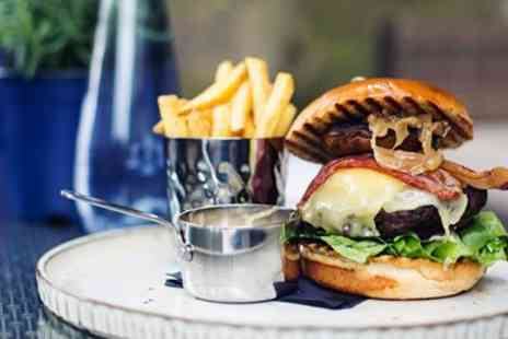 The Courthouse Cheshire - Lunch for 2 with bubbly at historic Cheshire courthouse - Save 50%