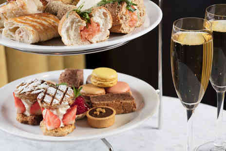 Crowne Plaza - Afternoon tea for two people or include a glass of Prosecco each - Save 50%