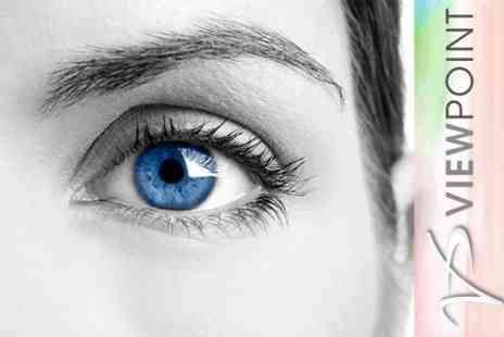 Viewpoint Vision - Customised Lasik Treatment For Vision Correction in Both Eyes With Aftercare - Save 64%