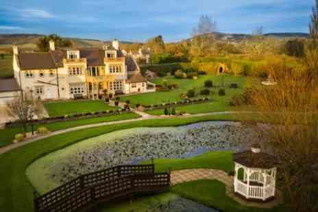 Rookery Manor - One or Two Nights for Two with Breakfast, Dinner, Prosecco and Spa Access - Save 40%
