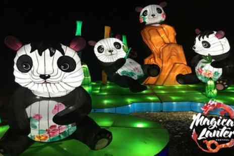 Magical Lantern Festival - One child ticket to Magical Lantern Festival On 13 December 2018 To 1 January 2019 - Save 23%