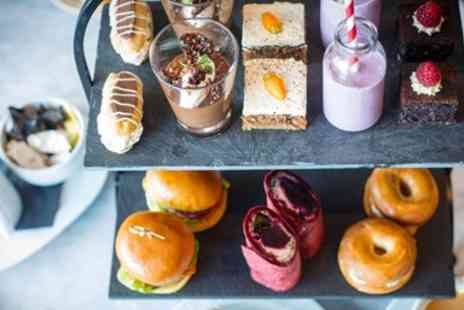 Malmaison - Afternoon tea & bubbly for 2 - Save 40%
