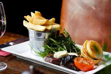The Vicarage Free House - Divine lunch & bubbly for 2 in Cheshire - Save 52%