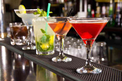 Meanwhile Bar - Four classic cocktails for two people to share - Save 60%