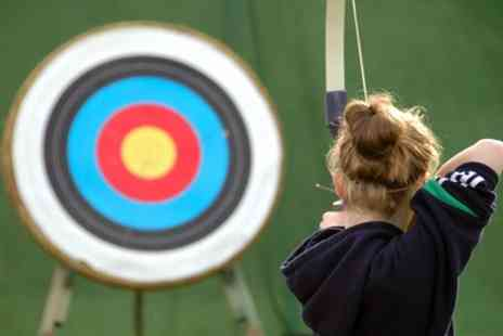 Wildtracks - 30 Minute Archery Experience for One, Two or Four - Save 50%