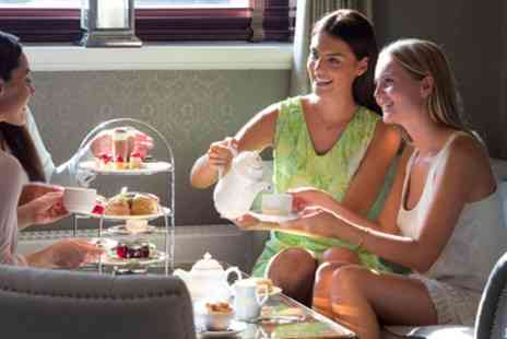 Mercure Wetherby Hotel - Traditional or Sparkling Afternoon Tea for Two or Four - Save 35%