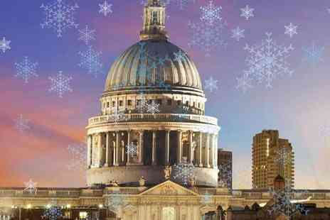 St. Pauls Cathedral - Exclusive Christmas Family Trail - Save 50%