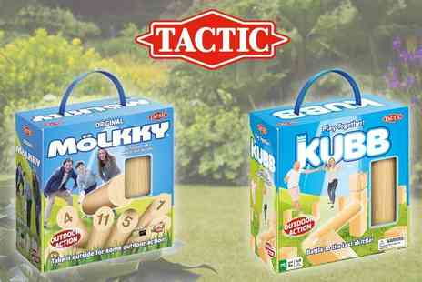 Tactic Games - Outdoor Games from Tactic Games, Fun for the Whole Family - Save 28%