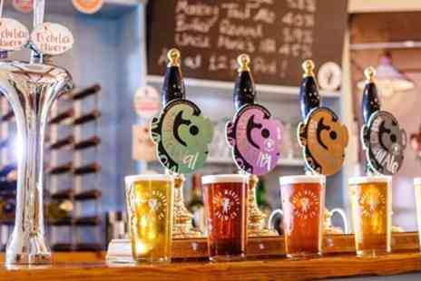 Beer Monkey Brew Company - North Yorkshire brewery tour And lunch - Save 50%