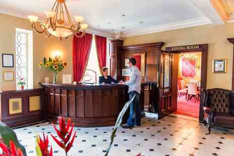 The Imperial Hotel - One or two night stay for two people with breakfast and a late checkout - Save 37%