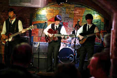 Crumlin Road Gaol - Ticket to The Beatles tribute concert on Friday 25th January 2019 - Save 38%