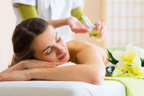 Joy Spa Therapy - One hour full body aromatherapy massage or include a 15 minute facial - Save 58%