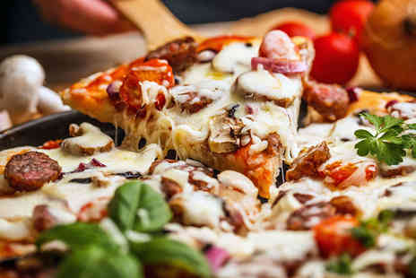 Osteria Rodizio Rico - All you can eat pizza and pasta with a cocktail for one person - Save 41%