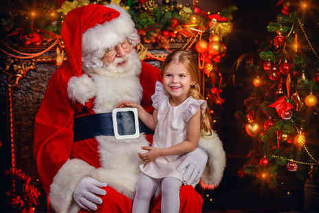 White Moss Nursery and Garden Centre - Entry to Santas Grotto including a gift for one child - Save 29%