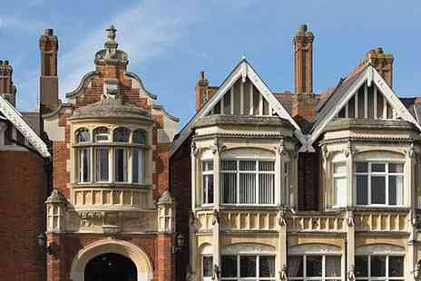 The Woburn Hotel - Bletchley Park and Overnight Hotel Family Stay Discover Amazing History on an Enigma Break - Save 15%