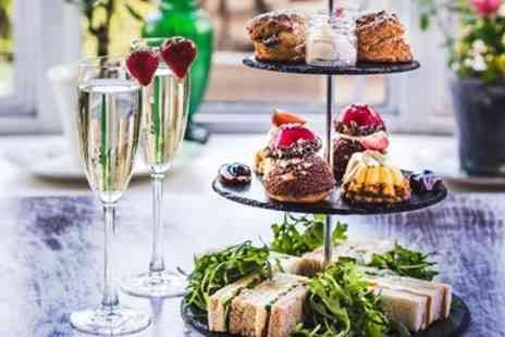 The Bridge - Afternoon tea & cocktails for 2 in Cheshire - Save 48%