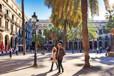 Jetline Holidays - Eight night Lisbon, Porto & Barcelona holiday with flights & train - Save 0%
