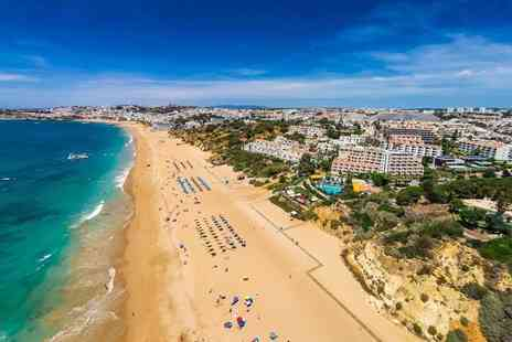 Super Escapes Travel - Two, three or five night all inclusive Algarve getaway and flights - Save 32%