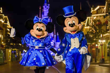Super Escapes Travel - Two night Disneyland Paris getaway with return flights - Save 40%