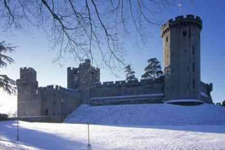 Evan Evans Tours - Boxing Day Tour to Warwick Castle, Stratford upon Avon, The Cotswolds and Oxford - Save 0%