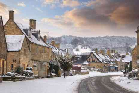 Evan Evans Tours - Festive Lunch in Shakespeare England with Oxford and the Cotswolds - Save 0%