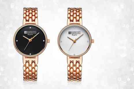 Timepieces - Barkers of Kensington womens regatta watch - Save 0%
