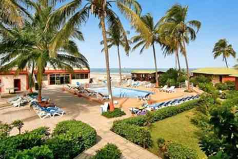 The Gambia Experience - All including beach week with flights - Save 0%