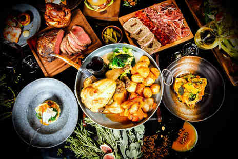 Malmaison - Sunday lunch for two people with unlimited hors doeuvres - Save 25%